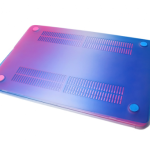 Futrola RAINBOW za Apple MacBook pink-plava - 2