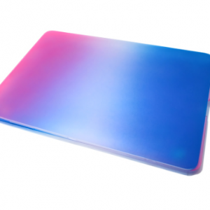 Futrola RAINBOW za Apple MacBook pink-plava