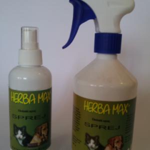 HerbaMax antiparazitski losion za mačke 200ml 500ml