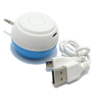 Led lampa + Zvucnik 3.5mm plavi - 2