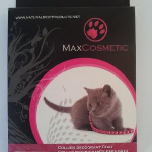 Max cosmetics deo ogrlica za mačke