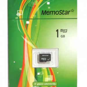 Memorijska kartica MemoStar Micro SD 1GB