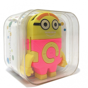 Mp3 player DESPICABLE pink 2