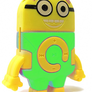 Mp3 player DESPICABLE zeleni