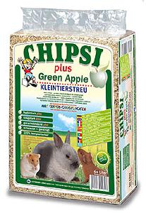 Podloga za glodare Chipsi jabuka