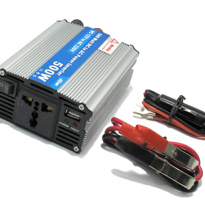 Pretvarac struje sa 12-220V 500W 2
