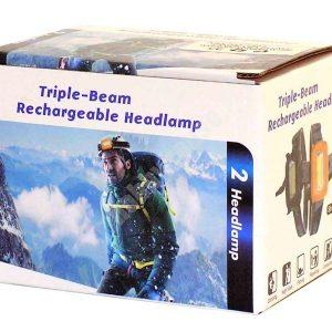 Punjiva Led Lampa sa trakom za glavu SH-657 - NOVO 6