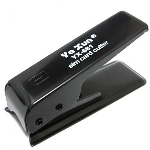 Sekac SIM kartice Nano crni