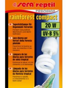 Sera reptil rainforest compact 20w