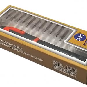 Set srafcigera SL-15E elektricni 2