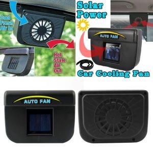 Solarni ventilator za auto - NOVO 5