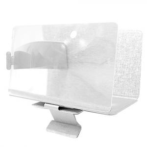 Stalak 3D za uvelicavanje ekrana beli