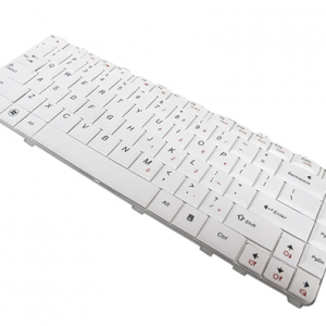 Tastatura za laptop za Lenovo Y560 bela