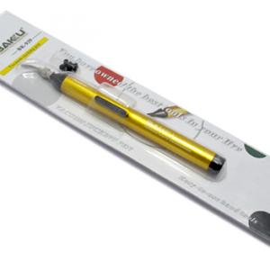 Vacuum Sucking Pen BAKU BK-939 zlatna 2