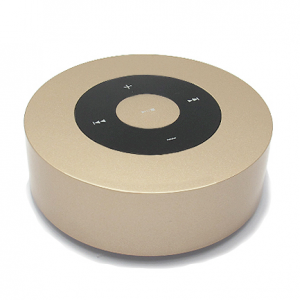 Zvucnik A8 Bluetooth zlatni