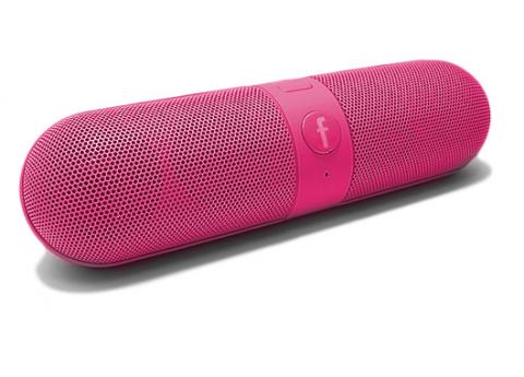 Zvucnik FANTASY PILL Bluetooth roze