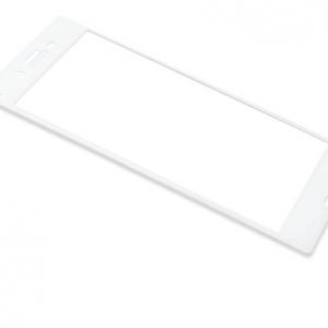 Folija za zastitu ekrana GLASS 3D za Sony Xperia XZ-XZs zakrivljena bela
