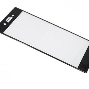 Folija za zastitu ekrana GLASS 3D za Sony Xperia XZ-XZs zakrivljena crna