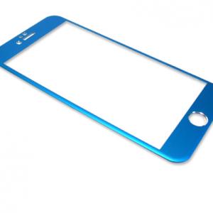Folija za zastitu ekrana GLASS ALUMINIUM za Iphone 6 PLUS plava