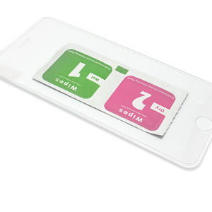 Folija za zastitu ekrana GLASS RUBBER FRAME za Iphone 6G-6S