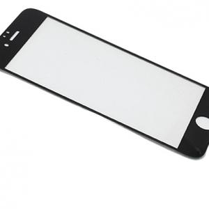 Folija za zastitu ekrana GLASS RUBBER FRAME za Iphone 7 Plus crna