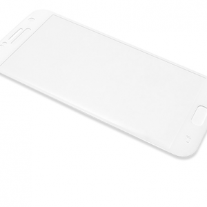 Folija za zastitu ekrana GLASS za Samsung G930 Galaxy S7 zakrivljena bela