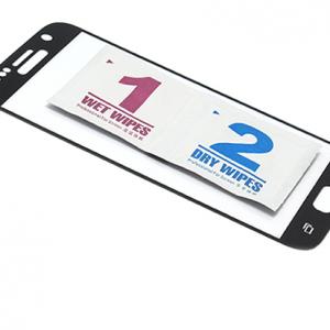Folija za zastitu ekrana GLASS za Samsung G930 Galaxy S7 zakrivljena crna