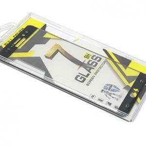 Folija za zastitu ekrana GLASS za Samsung N930F Galaxy Note 7 zakrivljena crna 2