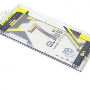 Folija za zastitu ekrana GLASS za Samsung N930F Galaxy Note 7 zakrivljena teget 2