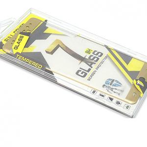 Folija za zastitu ekrana GLASS za Samsung N930F Galaxy Note 7 zakrivljena zlatna 2