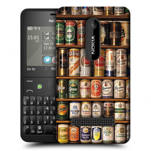 Futrola DURABLE PRINT za Nokia 210 Asha M0018