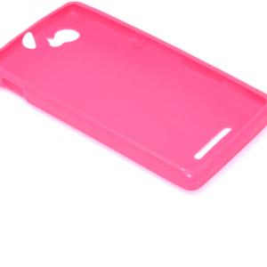 Futrola silikon CANDY Comicell za Sony Xperia M C1904-C1905 pink 2