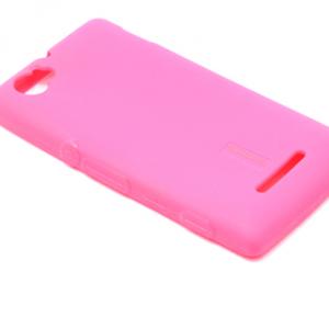 Futrola silikon CANDY Comicell za Sony Xperia M C1904-C1905 pink
