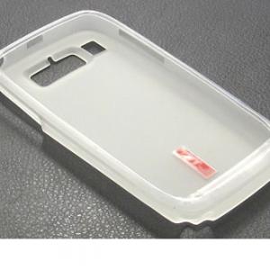 Futrola silikon Comicell za Nokia E72 bela 2