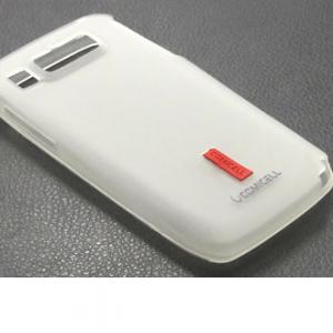 Futrola silikon Comicell za Nokia E72 bela