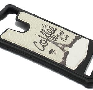 Futrola silikonska univerzalna Paris (5.0-5.5in) crna