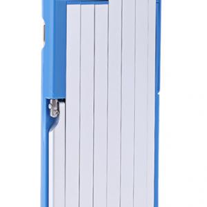Futrola SELFIE STICK + AB SHUTTER za Iphone 6G-6S plava