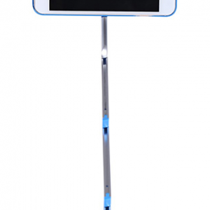 Futrola SELFIE STICK + AB SHUTTER za Iphone 6G-6S plava 2