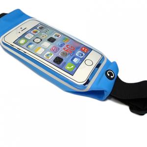 Futrola oko struka za trcanje za Iphone 6G-6S plava