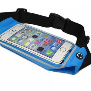 Futrola oko struka za trcanje za Iphone 6G-6S plava 2
