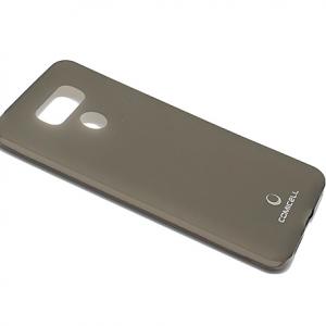 Futrola silikon DURABLE za LG G6 H870 siva