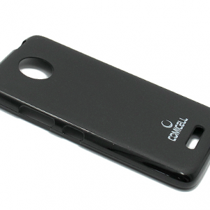 Futrola silikon DURABLE za Motorola Moto C Plus crna