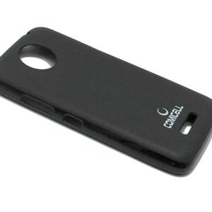 Futrola silikon DURABLE za Motorola Moto C crna
