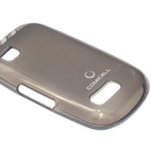 Futrola silikon DURABLE za Nokia 201 Asha siva