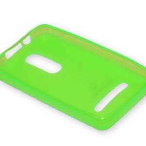 Futrola silikon DURABLE za Nokia 210 Asha zelena 2