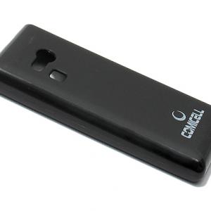 Futrola silikon DURABLE za Nokia 216 crna