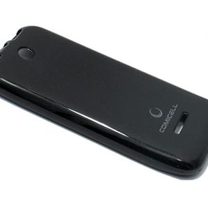 Futrola silikon DURABLE za Nokia 225 crna
