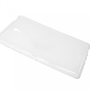 Futrola silikon DURABLE za Samsung T700 Galaxy Tab S 8.4 bela