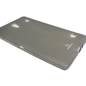 Futrola silikon DURABLE za Samsung T700-T705 Galaxy Tab S 8.4 siva