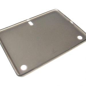 Futrola silikon DURABLE za Samsung T800-T805 Galaxy Tab S 10.5 siva 2